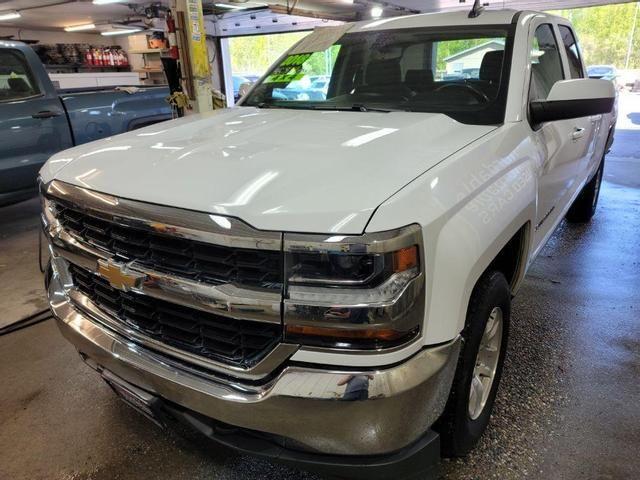 Image 2018 Chevrolet Silverado 1500 LT