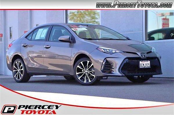 Image 2018 Toyota  corolla