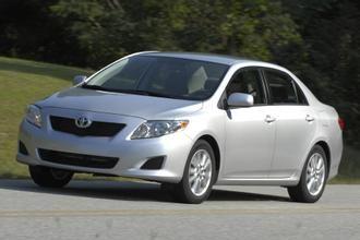 Image 2009 Toyota Corolla LE