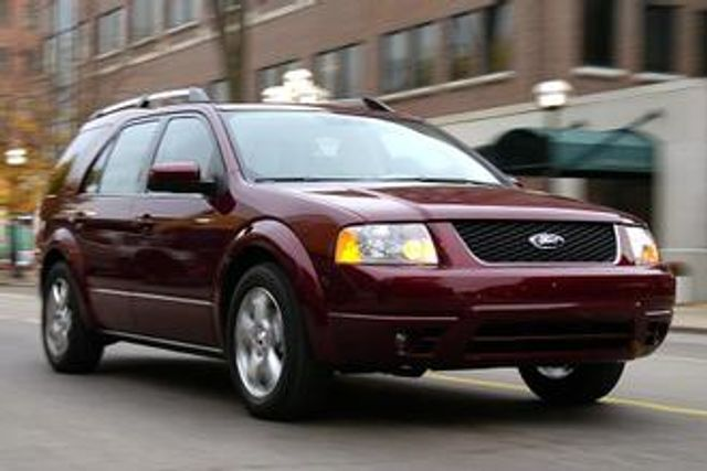 Image 2005 Ford Freestyle Limited