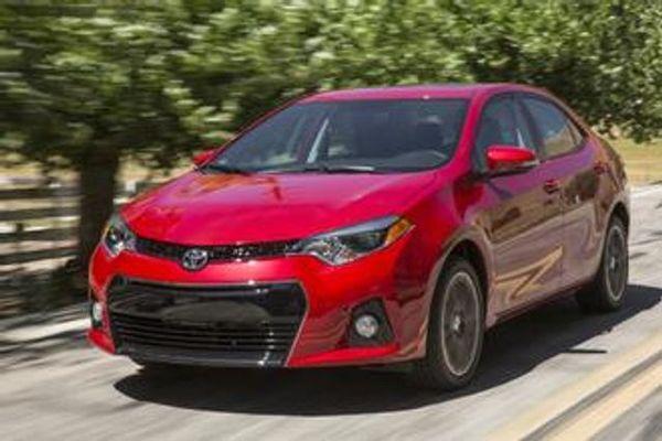 Image 2014 Toyota Corolla LE Premium