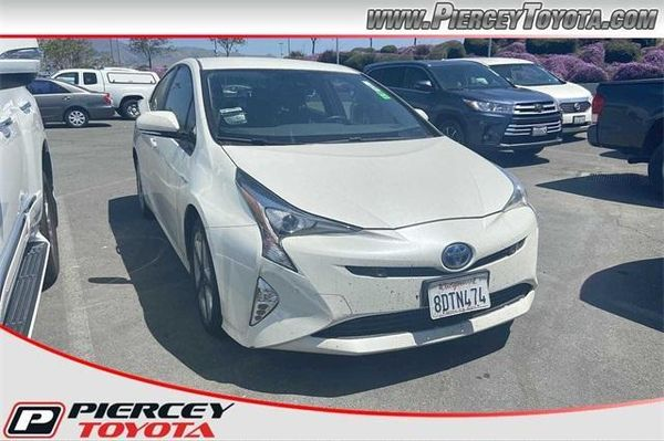 Image 2018 Toyota Prius Four Touring