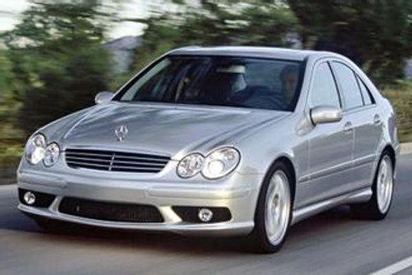 Image 2005 Mercedes-benz  C240 4MATIC