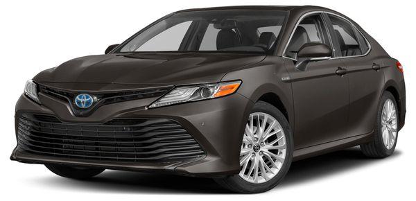Image 2020 Toyota Camry hybrid XLE