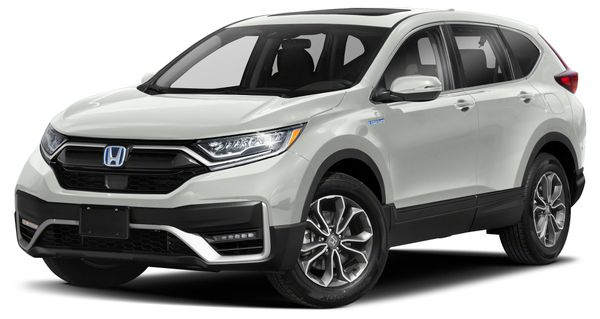 Image 2021 Honda Cr-v hybrid EX