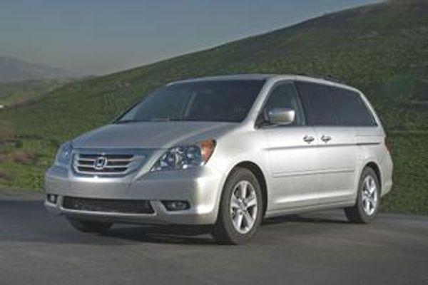 Image 2010 Honda Odyssey EX-L