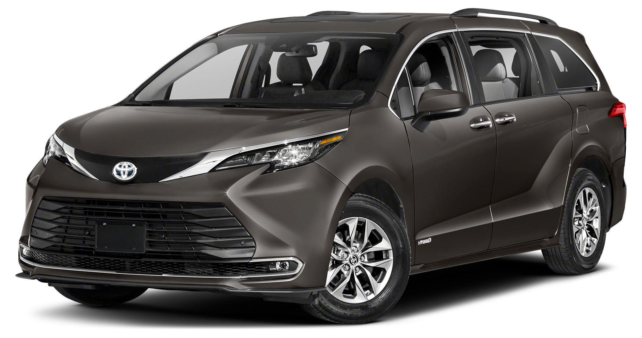 Image 2021 Toyota Sienna XLE 8 Passenger