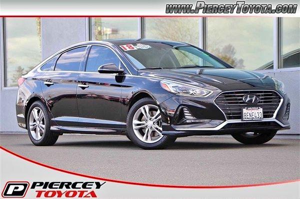 Image 2018 Hyundai Sonata Limited