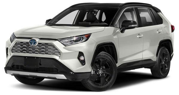 Image 2021 Toyota Rav4 hybrid XSE
