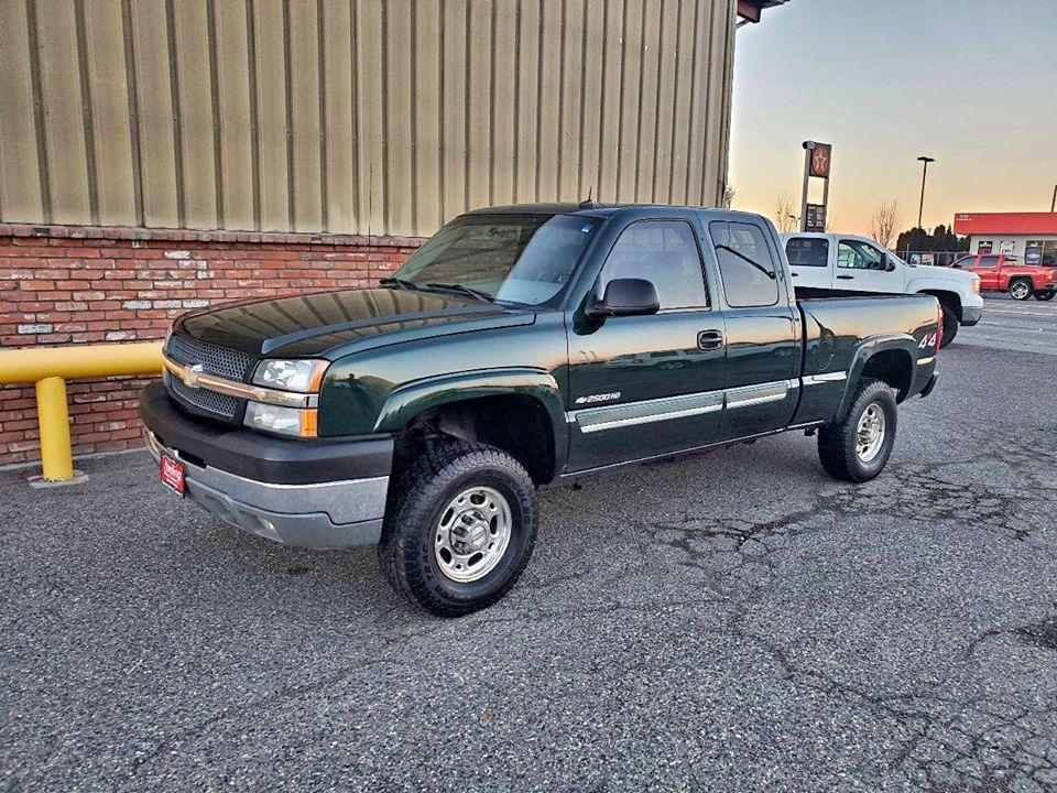 Image 2003 Chevrolet  silverado 2500 LT