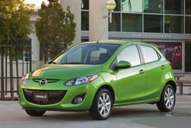 Image 2012 Mazda Mazda2 Sport