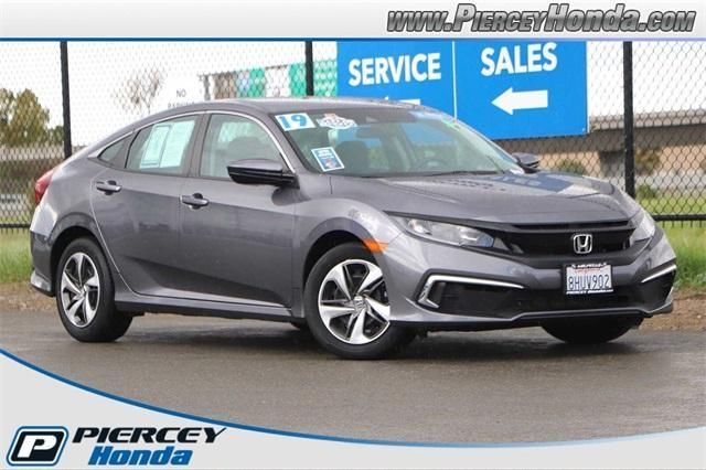 Image 2019 Honda Civic LX