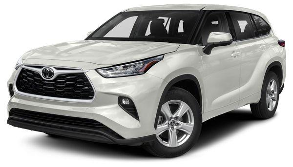 Image 2021 Toyota Highlander LE