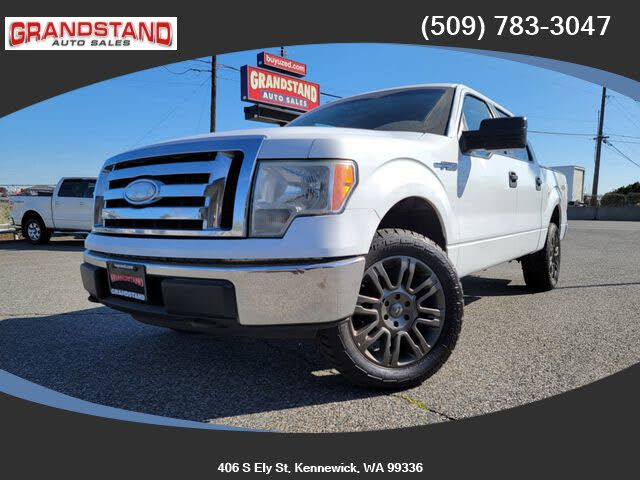 Image 2009 Ford F-150 Xlt supercrew 4wd