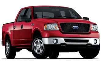 Image 2007 Ford F-150 XLT SuperCab