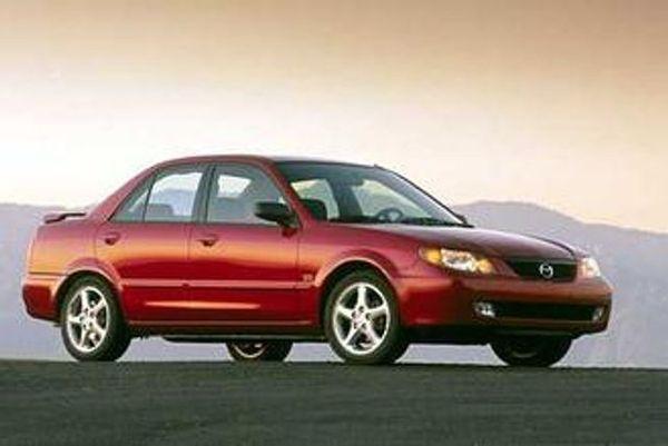 Image 2002 Mazda Protege
