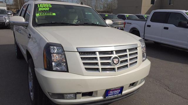 Image 2007 Cadillac Escalade ext