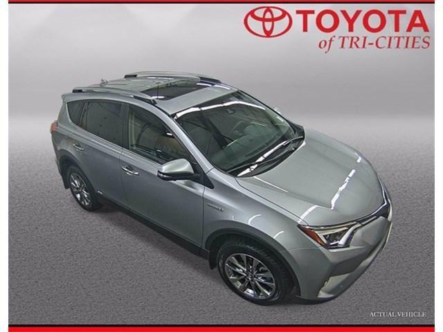 Image 2018 Toyota Rav4 hybrid LIMITED AWD SUV