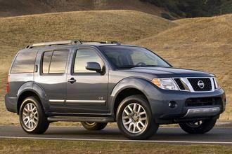 Image 2008 Nissan Pathfinder S