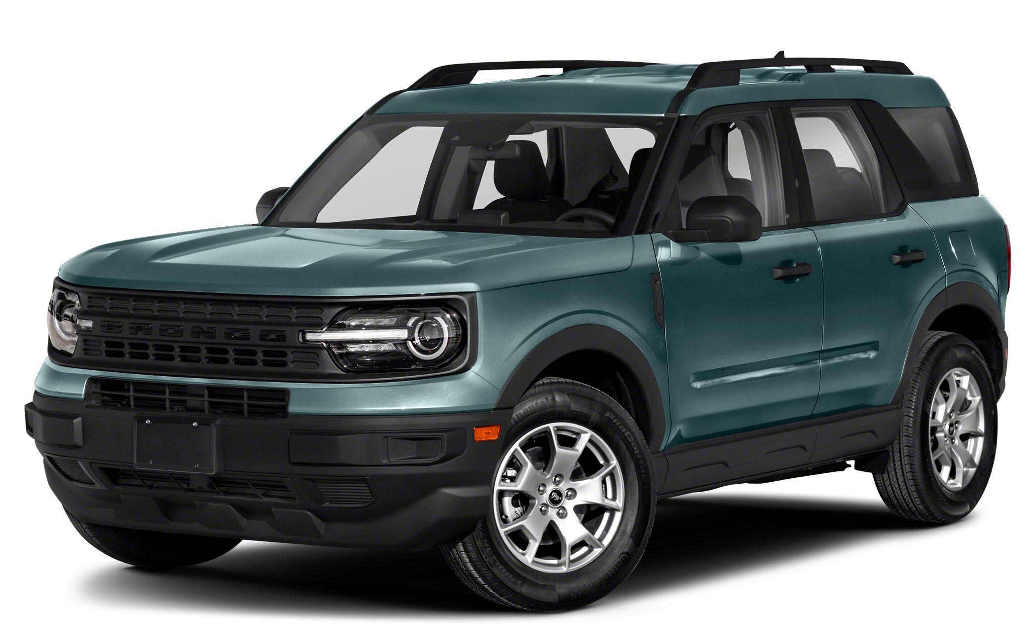 Image 2021 Ford Bronco sport Big Bend