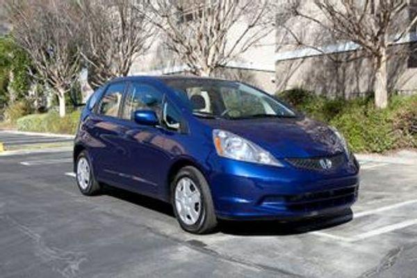 Image 2012 Honda Fit Base