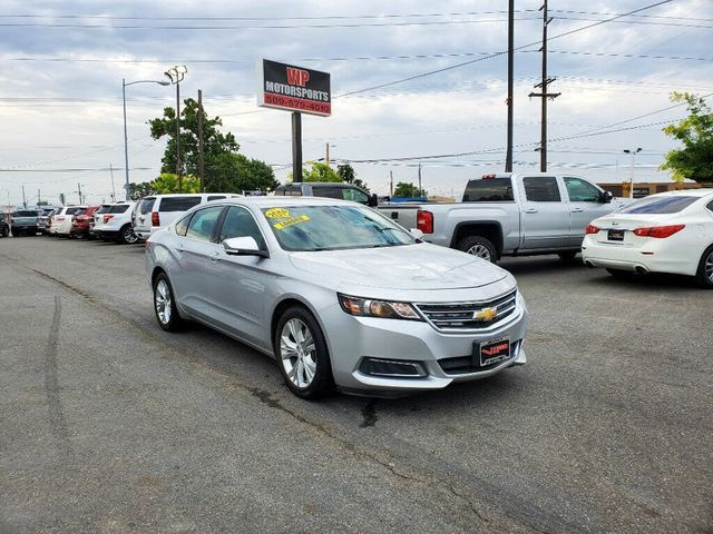 Image 2014 Chevrolet Impala 1lt fwd