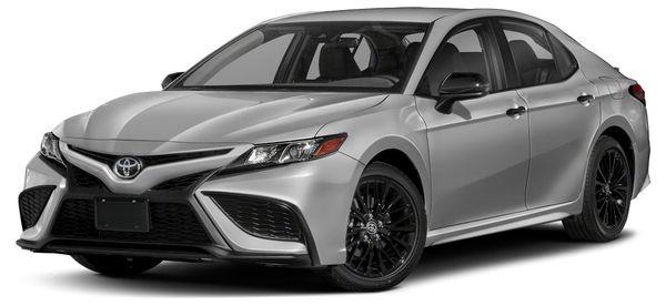 Image 2021 Toyota Camry SE Nightshade