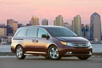 Image 2012 Honda Odyssey Touring