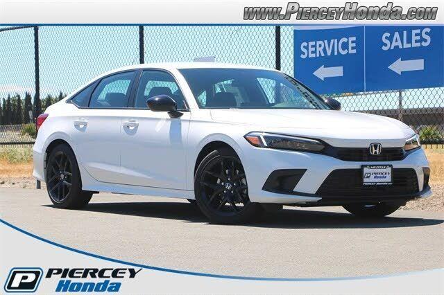 Image 2022 Honda Civic Sport fwd