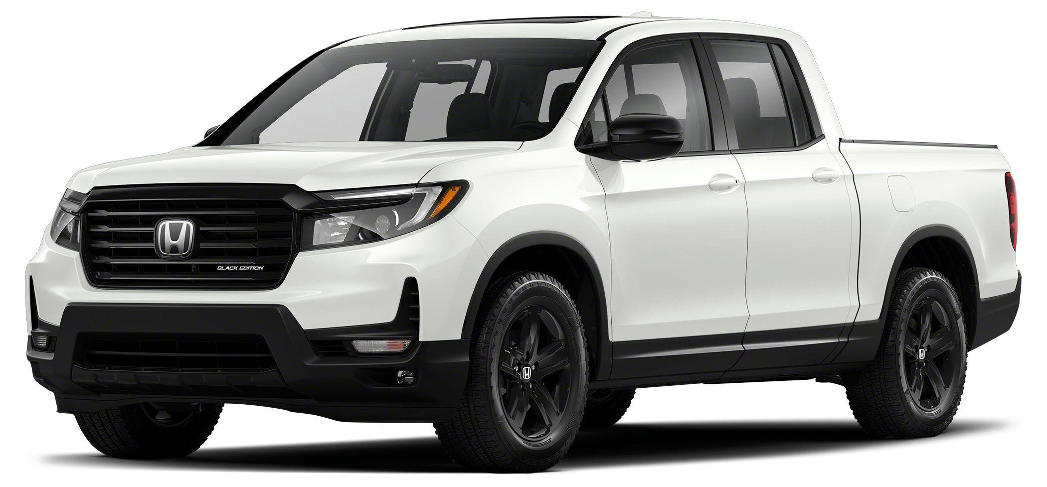 Image 2021 Honda Ridgeline Black Edition