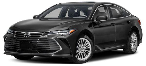 Image 2021 Toyota Avalon Limited