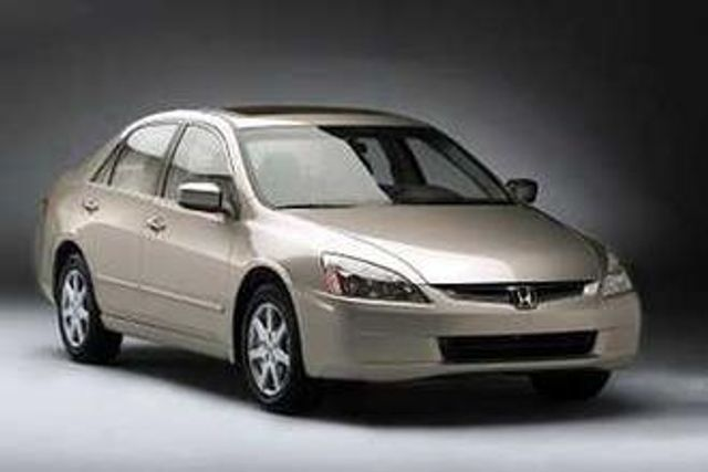 Image 2003 Honda Accord EX-L