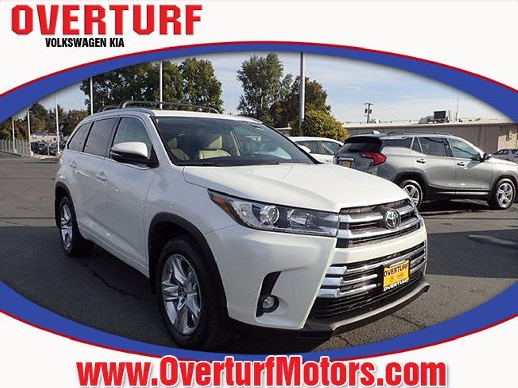 Image 2019 Toyota Highlander Limited